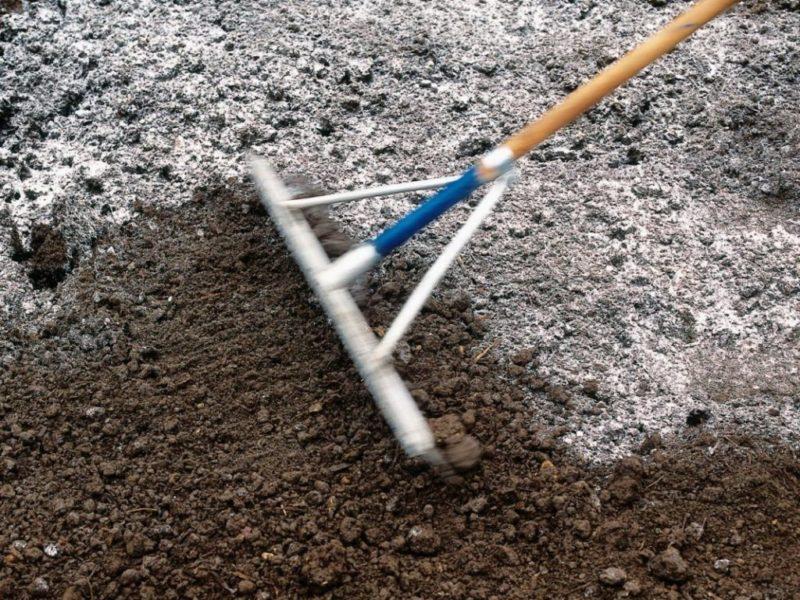 Мероприятия по улучшению почвы